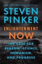 Boek cover Enlightenment Now van Steven Pinker