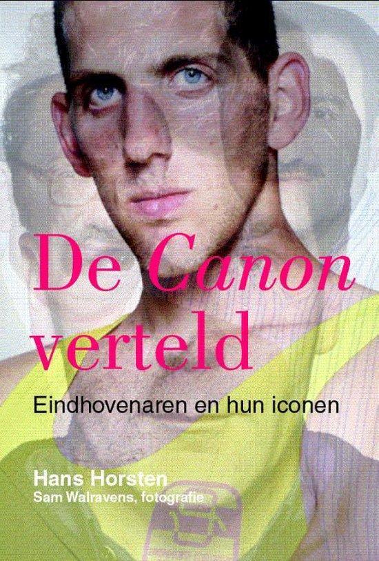 Cover van het boek 'De Canon verteld'