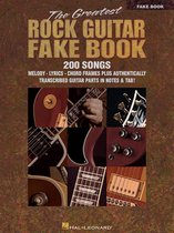 The Greatest Rock Guitar Fake Book (Songbook)