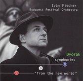 """Dvorak: Symphonies nos 8 & 9 """"From The New World"""" / Ivan Fischer et al"""