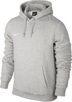 Nike Team Club Hooded  Sporttrui - Maat XXL  - Mannen - grijs