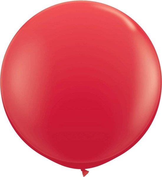 Rode ballon XL - 90cm