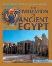 Boek cover The Civilization of Ancient Egypt van Delia Pemberton