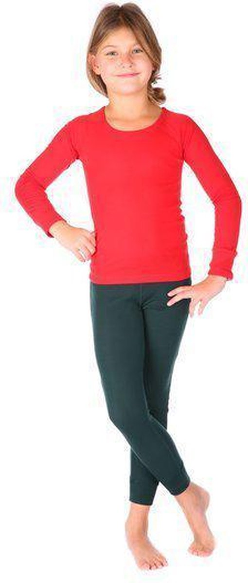 THERMO4SPORTS thermokleding - Thermoset rood-donkergroen
