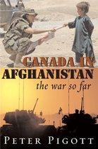 Boek cover Canada in Afghanistan van Peter Pigott