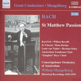 St.Matthew Passion 1939
