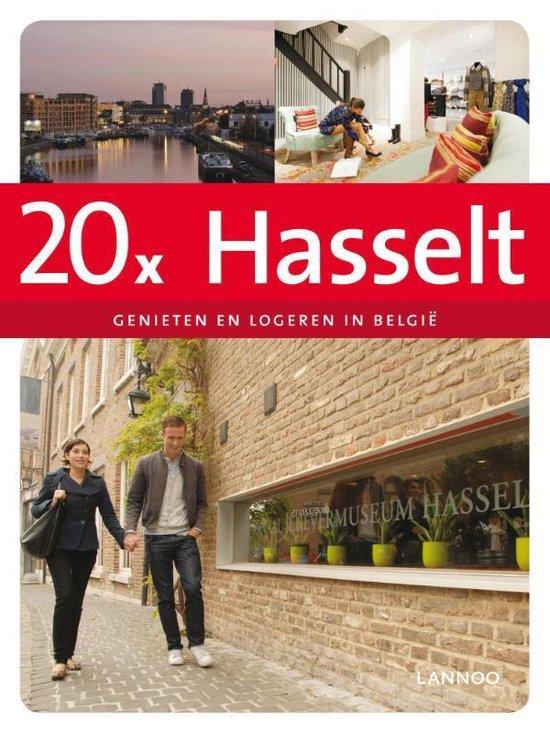 Cover van het boek 'Hasselt (20x)'