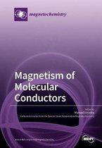 Magnetism of Molecular Conductors