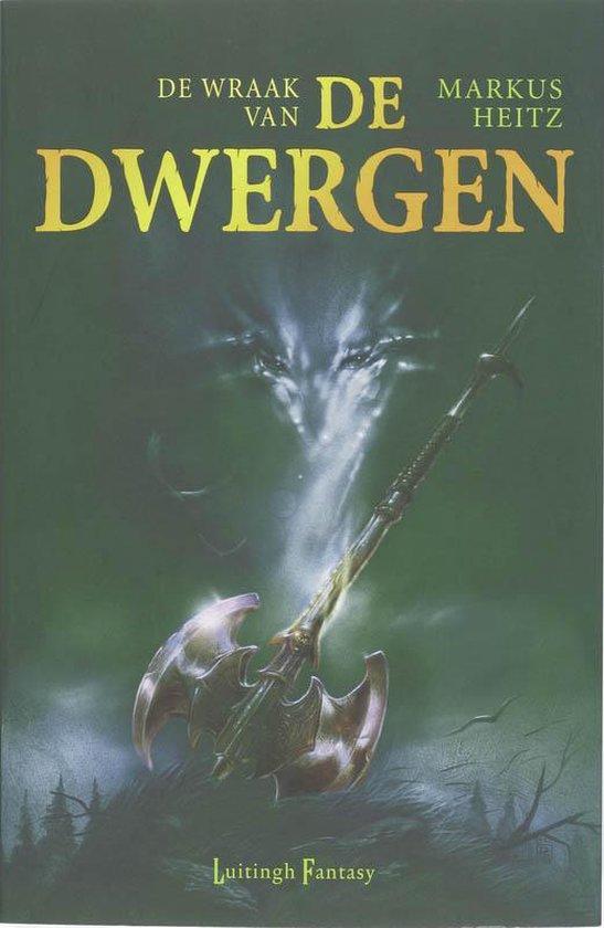 De Wraak Van De Dwergen - Markus Heitz |