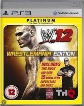 WWE 12 - Platinum Editie