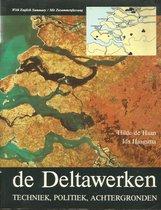 Boek cover Deltawerken van Jouke de Haan