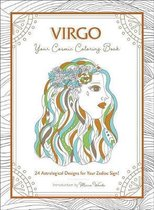 Virgo Your Cosmic Coloring Book