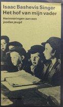 Boek cover Hof van mijn vader (prive-domein) van Isaac Bashevis Singer