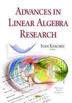 Advances in Linear Algebra Research