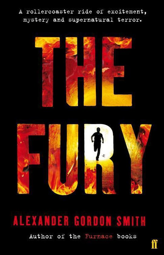 Boek cover The Fury van Alexander Gordon Smith (Onbekend)