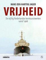 Boek cover Vrijheid van Hans den Hartog Jager (Hardcover)