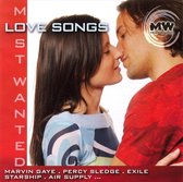 Most Wanted: Love Songs