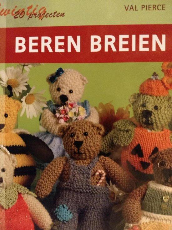 Teddyberen breien - Val Pierce |