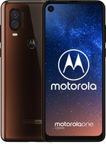 Motorola One Vision - 128GB - Bronze Gradient (Bruin)