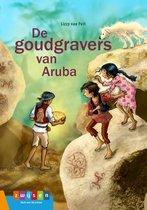 Leesserie Estafette  -   De goudgravers van Aruba