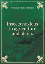 Insects Noxious to Agriculture and Plants