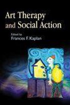 Boek cover Art Therapy and Social Action: Treating the Worlds Wounds van Edward Ned Bear (Onbekend)