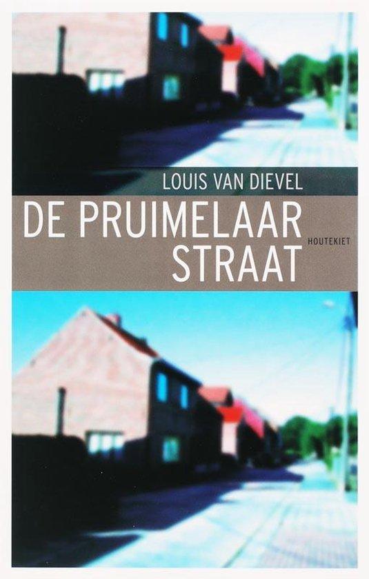 De Pruimelaarstraat - Louis van Dievel pdf epub