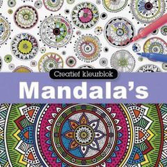 Creatief kleurblok mandala's - Edutrix |