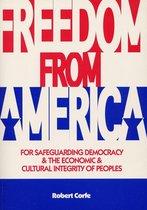 Boek cover Freedom From America van Robert Corfe