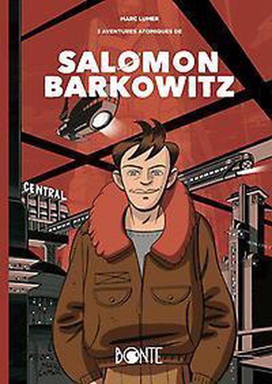 Salomon barkowitz fr hc (francais) - Lumer Marc |