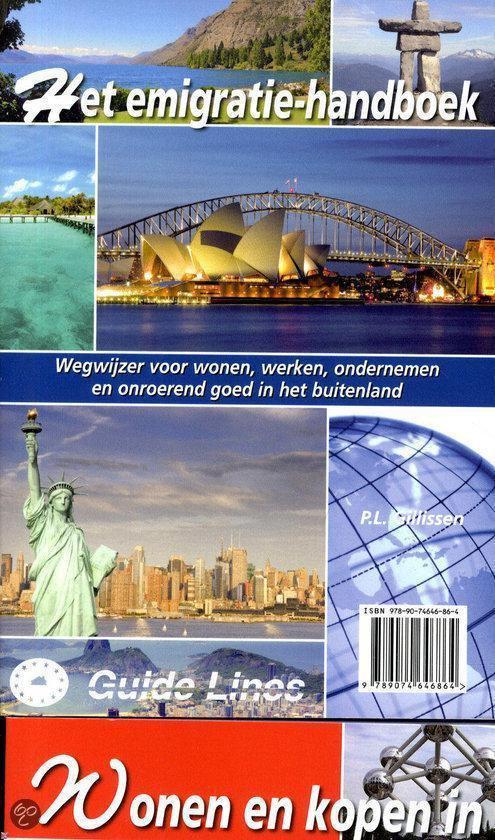 Emigratie-handboek - Peter Gillissen | Fthsonline.com