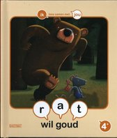 Ik lees samen met jou  -   rat wil goud