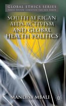 Omslag South African AIDS Activism and Global Health Politics