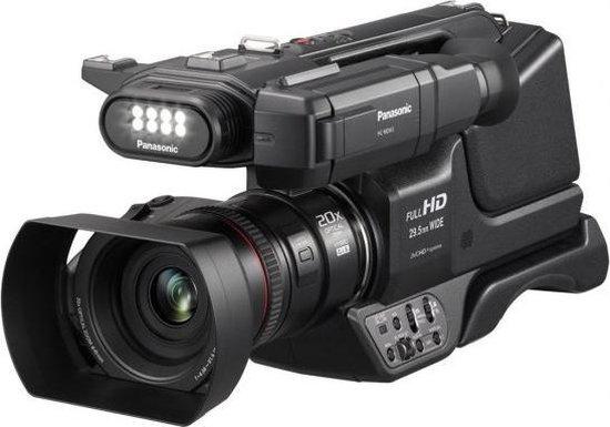 Panasonic HC-MDH3E zwart