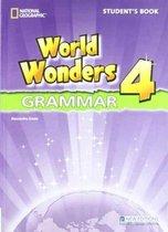 World Wonders 4: Grammar Book