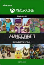 Minecraft - Xbox One Edition  - Builder's Pack - Add-on - Xbox One