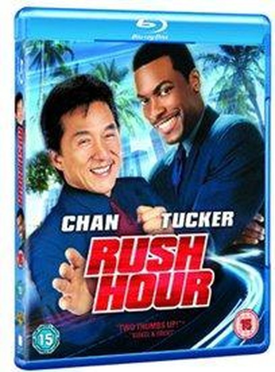 Cover van de film 'Rush Hour'