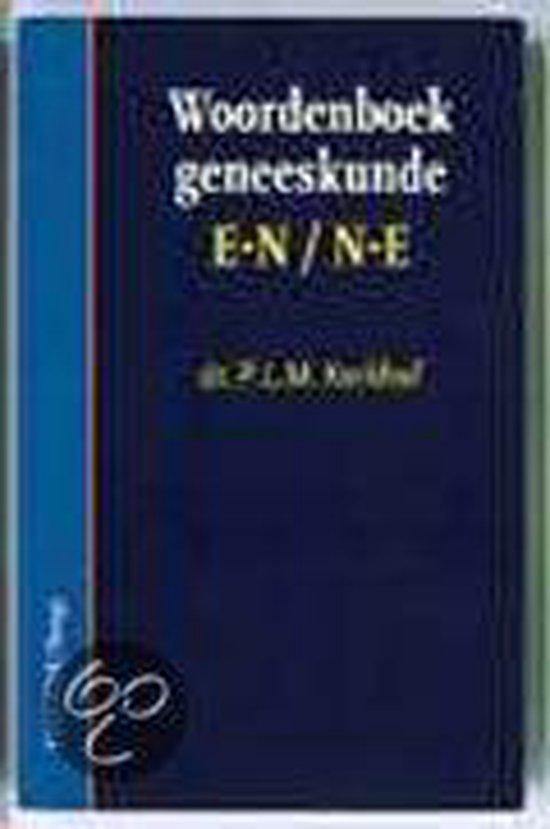 Woordenboek geneeskunde engels-nederland - Kerkhof P.L.M.  