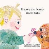 Harvey the Peanut Meets Baby