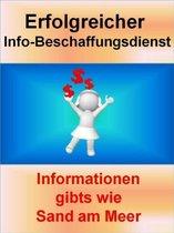 Erfolgreicher Info-Beschaffungsdienst