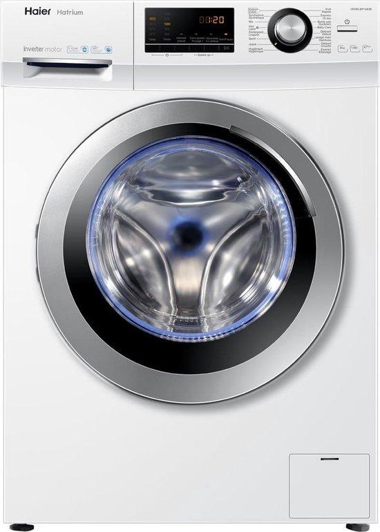 Haier HW80-BP14636 - Wasmachine
