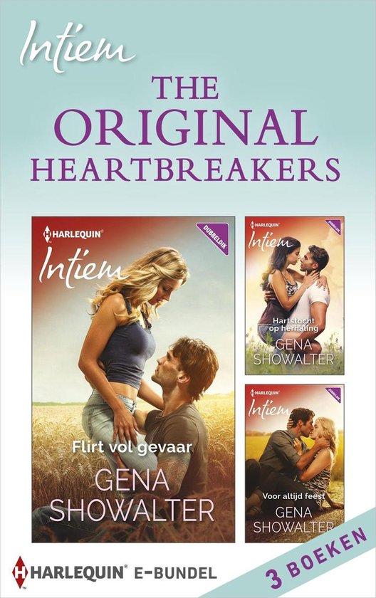 Intiem Bundel - The Original Heartbreakers (3-in-1) - Gena Showalter |