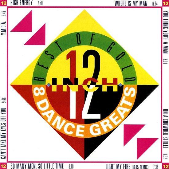 "Best of 12"" Gold, Vol. 12"