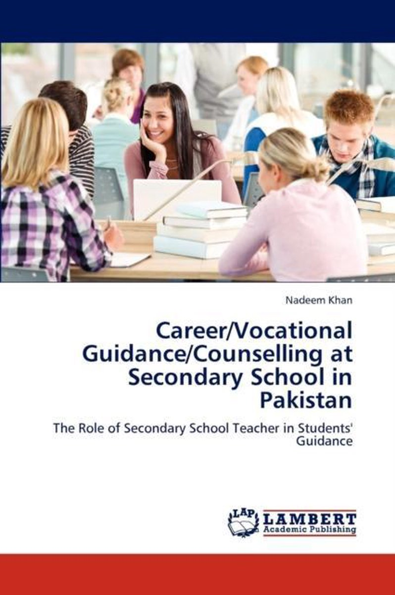 Career/Vocational Guidance/Counselling at Secondary School in Pakistan