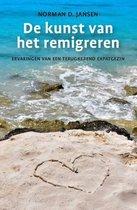 Boek cover De kunst van het remigreren van Norman Jansen