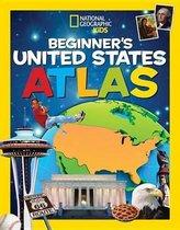 Nat Geo Kids Beginner's United States Atlas