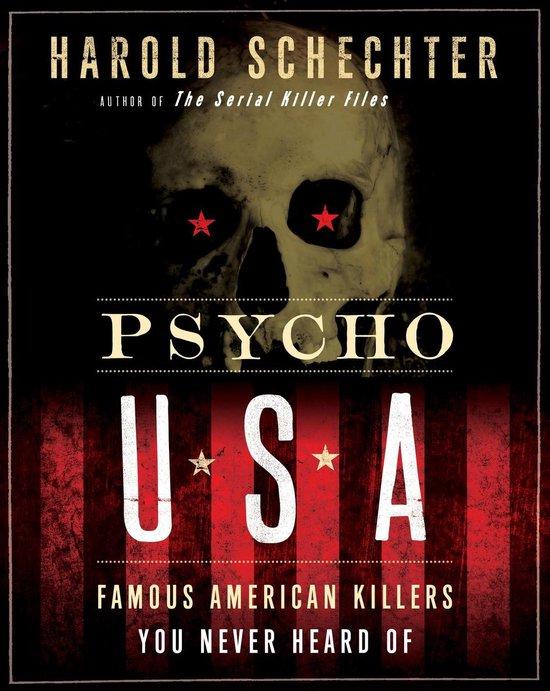 Omslag van Psycho USA