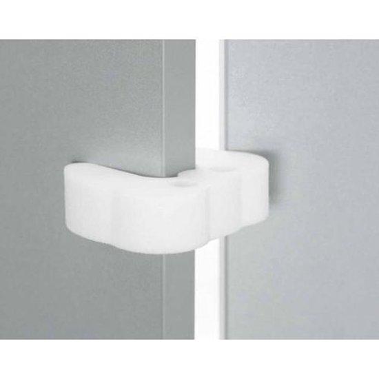 Deurstopper / deurklem - foam - 2 stuks - kinderbeveiliging - GS Quality Products