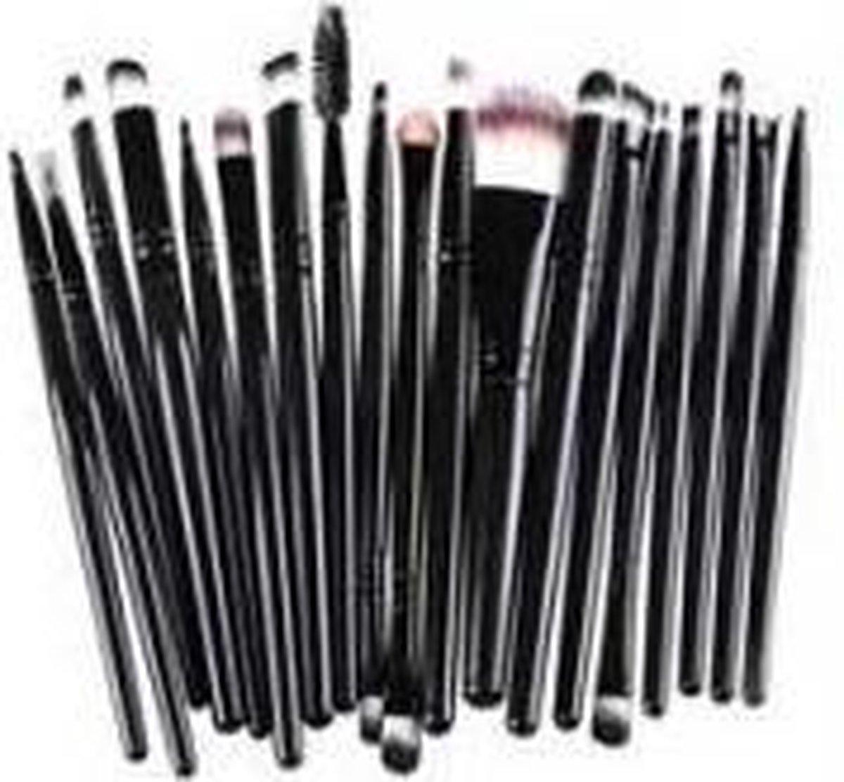 Cosmetica Eyeliner  Makeup kwast - 20 stuks nr 312 - TH Commerce
