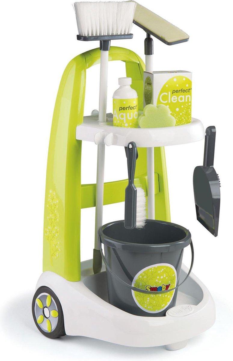 CLEAN SERVICE - SCHOONMAAK TROLLEY